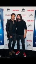 Lionel Richie & Dave Grohl